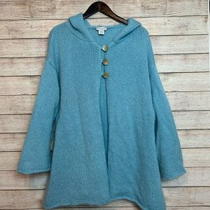 Soft Surroundings 3 Button Cardigan